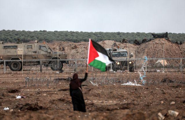 Εξι Παλαιστίνιοι νεκροί σε επιχείρηση Ισραηλινών   tanea.gr