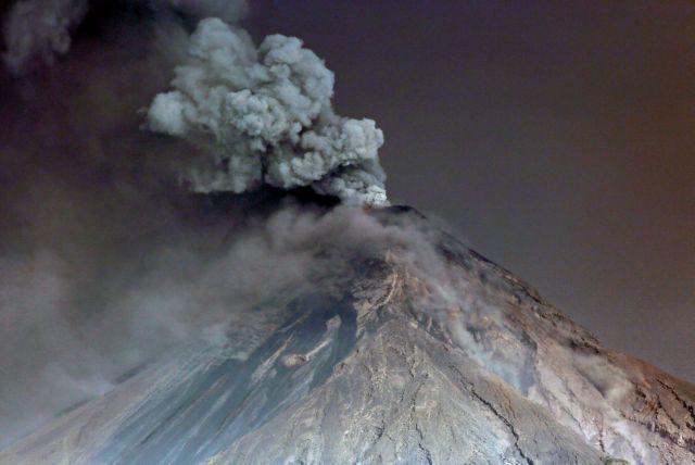 Λήξη συναγερμού για το ηφαίστειο Φουέγο | tanea.gr
