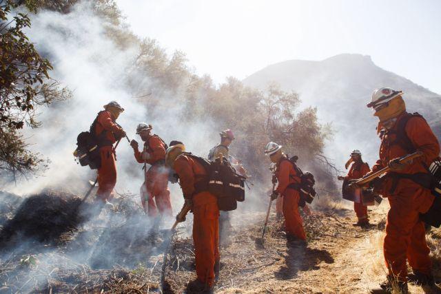 Θρίλερ στις ΗΠΑ με τον αριθμό των αγνοουμένων στις πυρκαγιές   tanea.gr