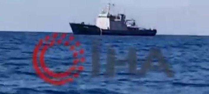 Με απειλές και νέο βίντεο στήνουν σκηνικό έντασης σε Αιγαίο και Ανατολική Μεσόγειο οι Τούρκοι | tanea.gr