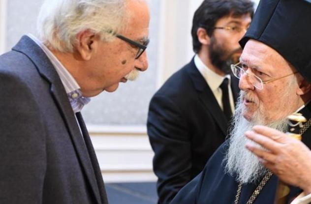 Συνάντηση Πατριάρχη - Γαβρόγλου στο Φανάρι | tanea.gr