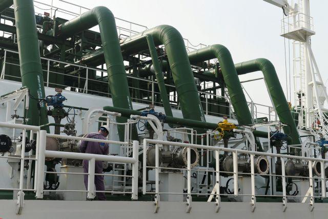Στην κατασκευή νέου τερματικού φυσικού αερίου ενδέχεται να συμμετάσχει η Βουλγαρία | tanea.gr