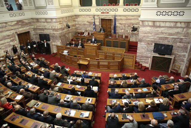 SYRIZA tables comprehensive Constitutional amendment proposal, to change 23 articles | tanea.gr