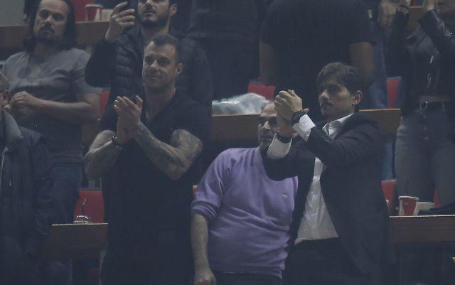 Οι διαιτητές έγραψαν στο φύλλο αγώνα το Γιαννακόπουλο | tanea.gr