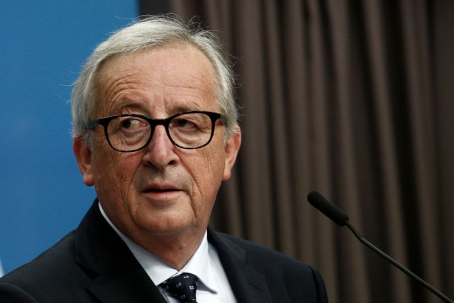 Γιούνκερ: Οι διαπραγματεύσεις για το Brexit οδεύουν προς συμφωνία | tanea.gr