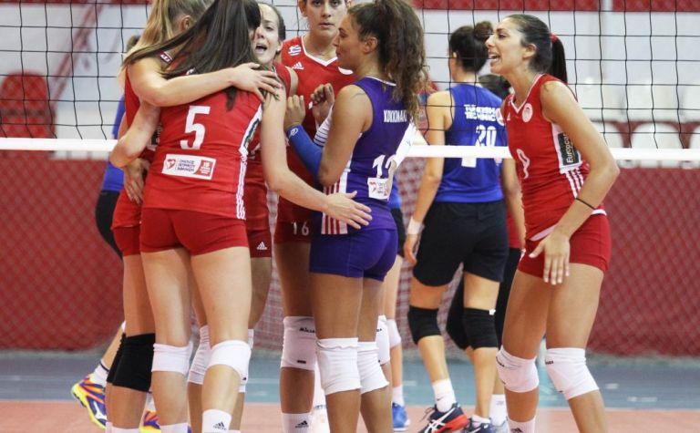Ευρωπαϊκή πρεμιέρα με περίπατο για τα κορίτσια του Ολυμπιακού | tanea.gr