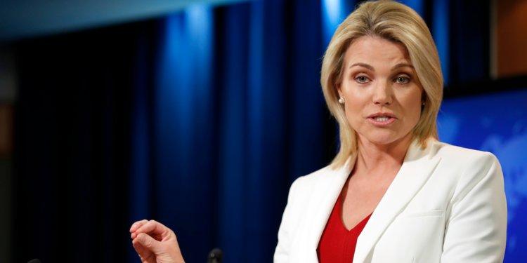 ΗΠΑ: Από εκπρόσωπος του Στέιτ Ντιπάρτμεντ πρέσβειρα στον ΟΗΕ; | tanea.gr