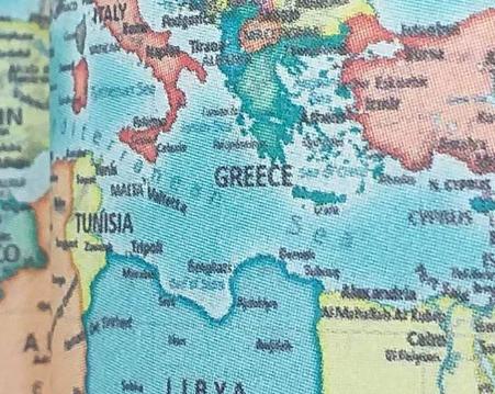 Σάλος για τα ημερολόγια της ΕΛ.ΑΣ: Τα Σκόπια εμφανίζονταν ως «Μακεδονία» και τα κατεχόμενα ως «Βόρεια Κύπρος» | tanea.gr