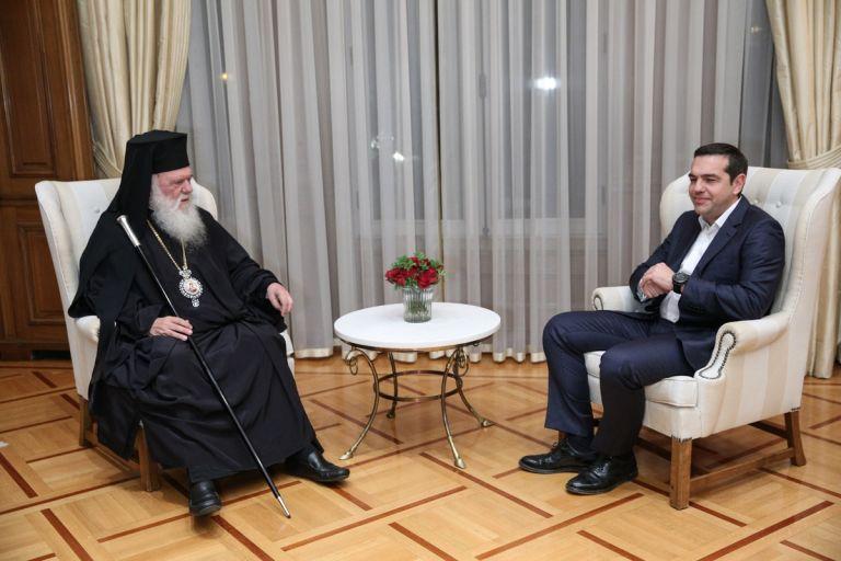 Οι δραματικοί διάλογοι στην Ιεραρχία που οδήγησαν στον «αφορισμό» της συμφωνίας | tanea.gr