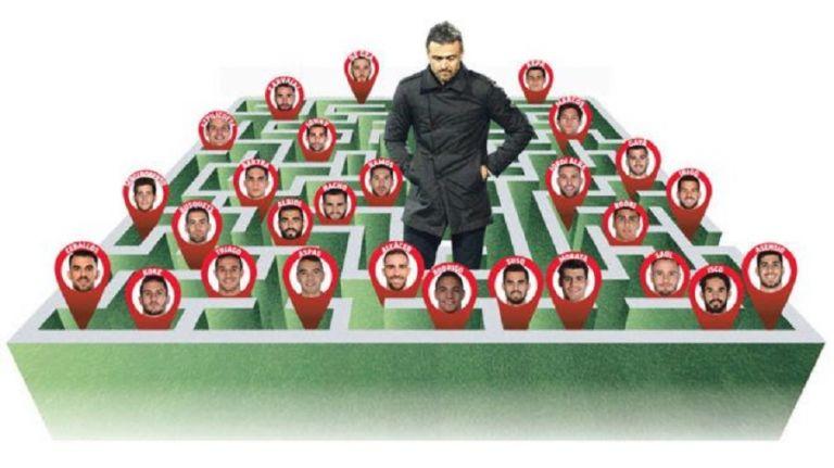 Εθνική Ισπανίας: Στο στόχαστρο οι παίκτες, στήριξη στον προπονητή | tanea.gr