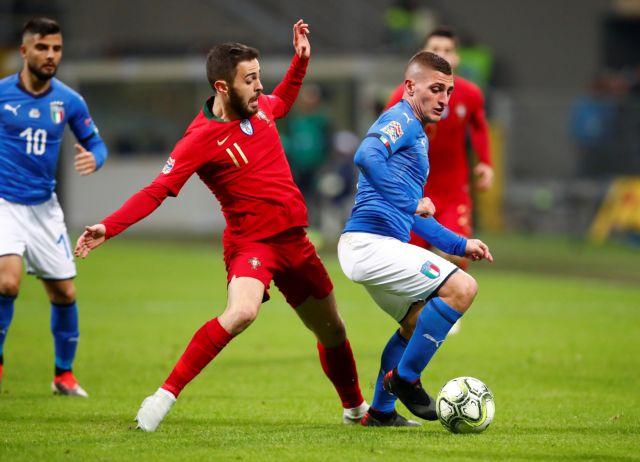 Πρώτη η Πορτογαλία, 0-0 με Ιταλία στο «Σαν Σίρο» | tanea.gr