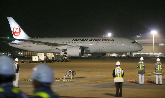 JAL : Συγγνώμη για την καθυστέρηση, ο πιλότος μας ήταν μεθυσμένος | tanea.gr
