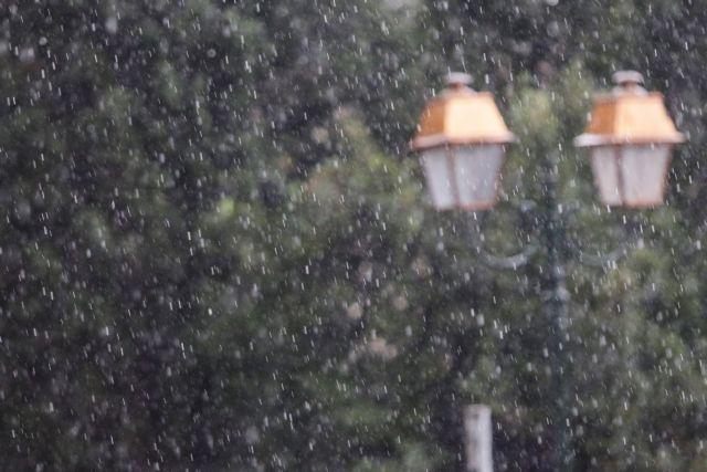 Αγριεύει η «Πηνελόπη» : Ερχονται καταιγίδες, χαλάζι, χιόνια και κρύο | tanea.gr