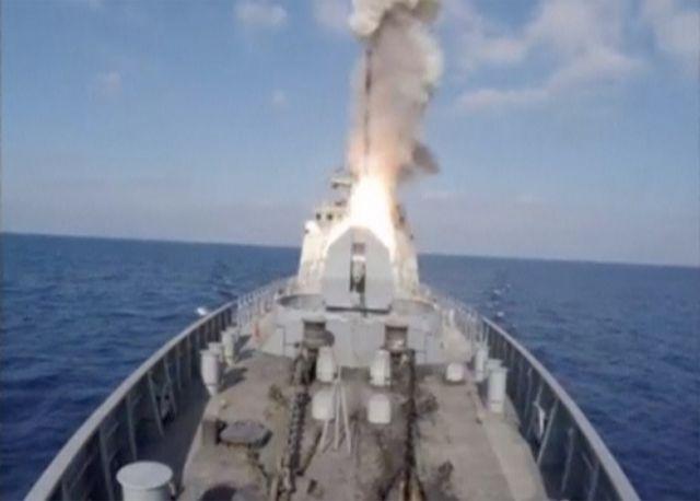 Φρεγάτα με πυραύλους κρουζ στη Μεσόγειο στέλνει η Ρωσία | tanea.gr