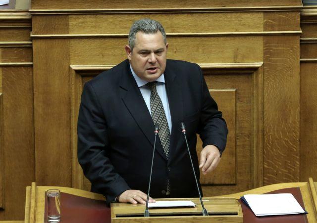 Σφοδρή επίθεση Καμμένου εναντίον ΕΥΠ, ΝΑΤΟ και ΕΕ   tanea.gr