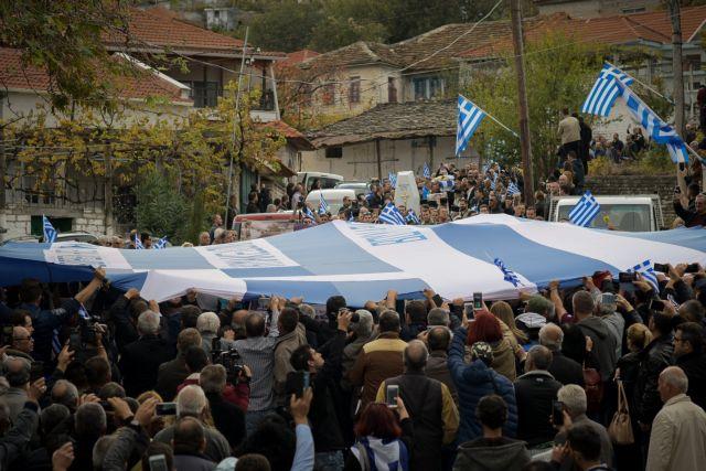 Προκλητικές δηλώσεις Ράμα - Μπερίσα για τους Ελληνες που πήγαν στην κηδεία Κατσίφα | tanea.gr