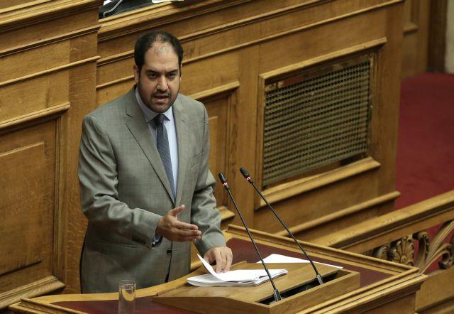 Κεφαλογιάννης: Αποσπασματική αντιγραφή του προγράμματος της ΝΔ οι τροπολογίες | tanea.gr