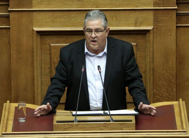 Κουτσούμπας: Δεν δεχόμαστε τη βαρβαρότητα να χάνονται άνθρωποι από πλημμύρες και φωτιές   tanea.gr