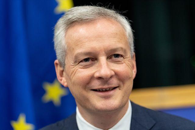 Απάντηση από την Γερμανία για το μέλλον της Ευρωζώνης ζητά ο Λεμέρ | tanea.gr