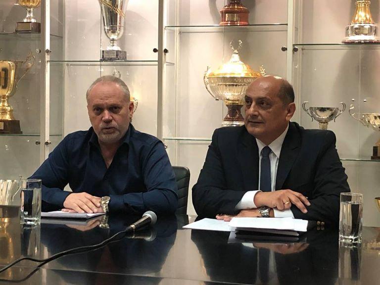 Ο Πέτρος Μαντούβαλος πρόεδρος στο βόλεϊ του Ολυμπιακού   tanea.gr