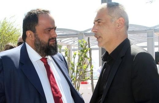 Βαγγέλης Μαρινάκης : Στηρίζω με όλες τις δυνάμεις μου Μώραλη και «Πειραιά Νικητή» για να συνεχίσουμε το έργο μας | tanea.gr
