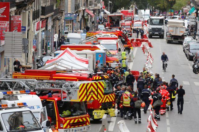 Γαλλία: Φόβοι για «ντόμινο» καταρρεύσεων κτιρίων | tanea.gr