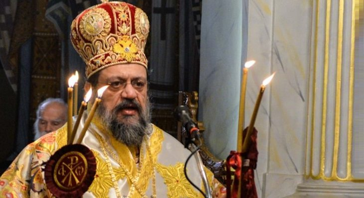 Προειδοποίηση Χρυσόστομου σε Ιερώνυμο - Τσίπρα: «Μην προχωρήσετε θα έχουμε άσχημες εξελίξεις» | tanea.gr