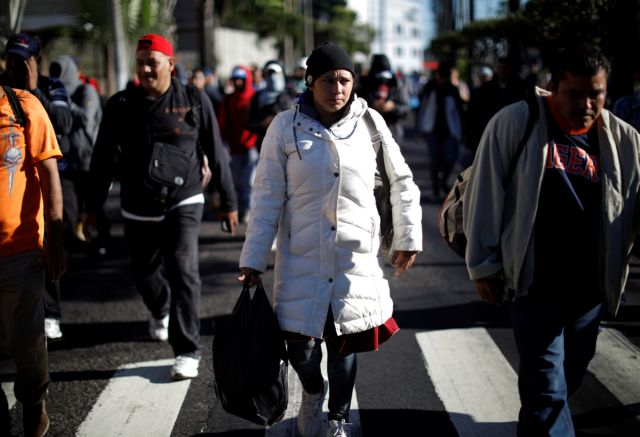 Τραμπ προς μετανάστες: «Πηγαίνετε σπίτια σας»   tanea.gr