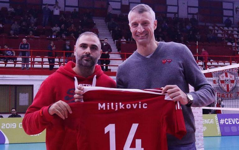 Ολυμπιακός: Βράβευσε τον σπουδαίο Ιβάν Μίλκοβιτς | tanea.gr