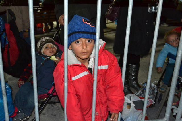 Κομισιόν: Εκτακτη βοήθεια για τους πρόσφυγες στην Ελλάδα ενόψει χειμώνα | tanea.gr