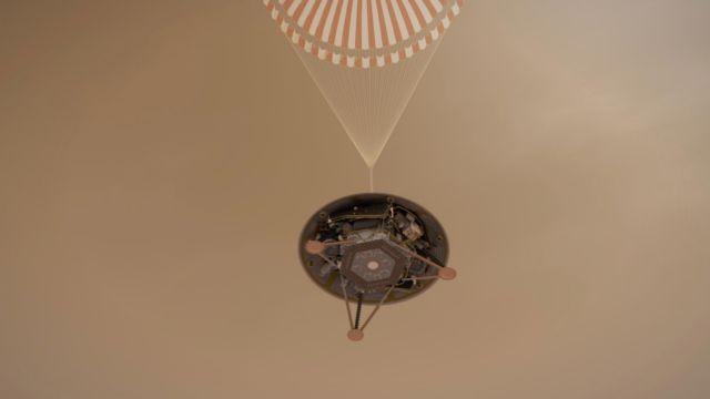 Προσεδαφίστηκε το InSight της NASA | tanea.gr