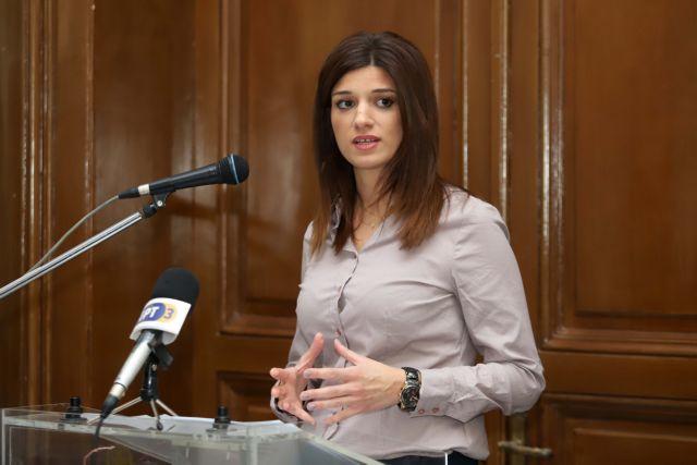 Νοτοπούλου : Μία ξεκάθαρα κομματική επιλογή για το Δήμο Θεσσαλονίκης | tanea.gr