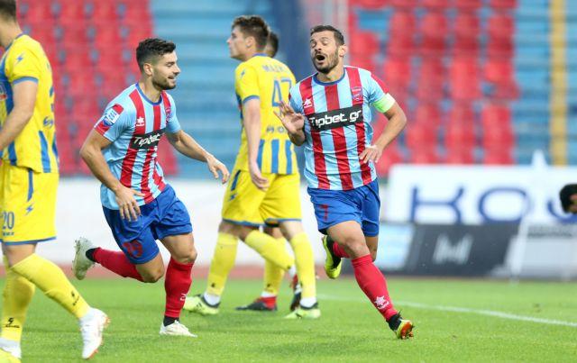 Εύκολο απόγευμα για τον Πανιώνιο, 3-0 τον Παναιτωλικό | tanea.gr