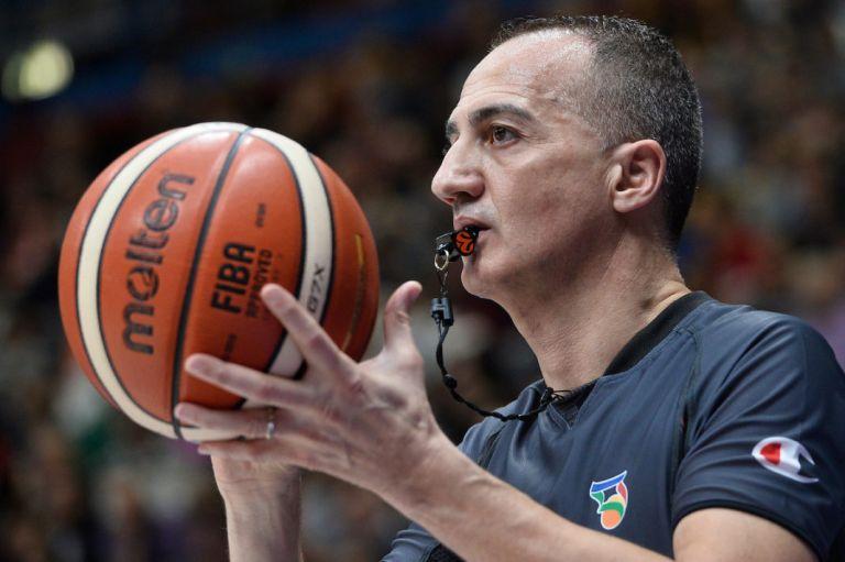 Οι διαιτητές στο Παναθηναϊκός-Ολυμπιακός | tanea.gr