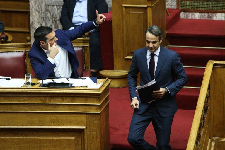 Πόλεμος μέχρι εσχάτων στη Βουλή - Ολοι εναντίον όλων | tanea.gr