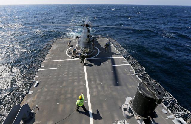 Κατακόρυφη άνοδος των τουρκικών προκλήσεων στη θάλασσα την τελευταία διετία | tanea.gr