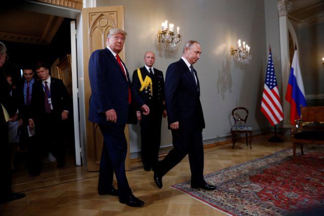 G-20 : Θα γίνει η συνάντηση Πούτιν - Τραμπ στην Αργεντινή | tanea.gr