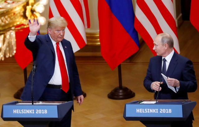 Οι ΗΠΑ επιβεβαιώνουν τη συνάντηση Πούτιν - Τραμπ στους G20 | tanea.gr