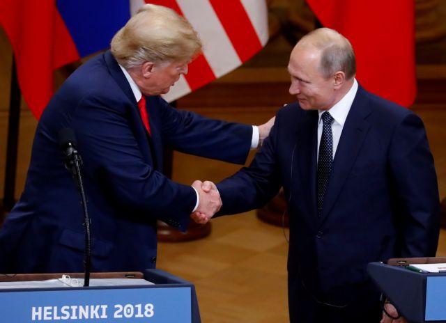 Πούτιν - Τραμπ θα τα πουν «στα γρήγορα» στο Παρίσι | tanea.gr