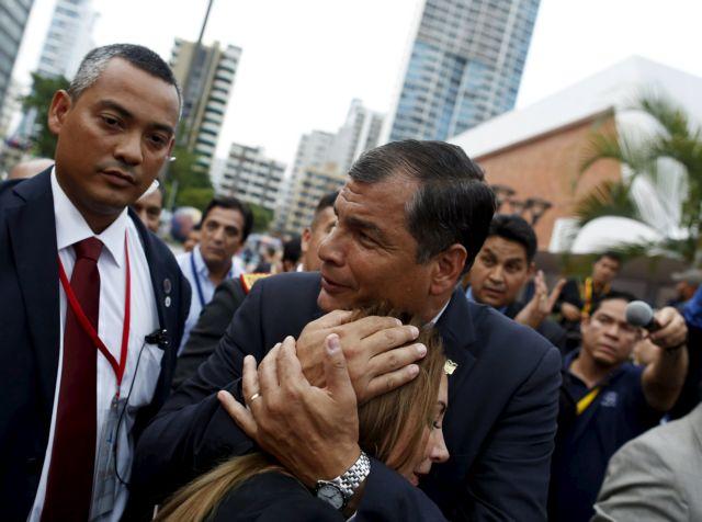 Ασυλο στο Βέλγιο ζήτησε ο πρώην πρόεδρος του Ισημερινού | tanea.gr