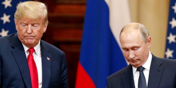 Το Κρεμλίνο λυπάται για την ακύρωση της συνάντησης Πούτιν - Τραμπ | tanea.gr