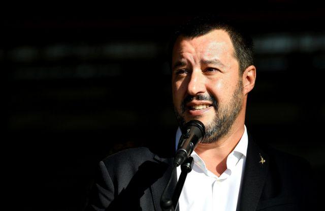 Σαλβίνι: Επανάσταση στην Ιταλία αν μας επιβάλλουν κυρώσεις | tanea.gr