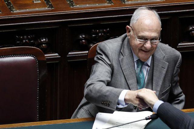 Ιταλία: Ο υπουργός Ευρωπαϊκών Υποθέσεων σκέφτεται να παραιτηθεί | tanea.gr