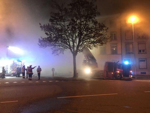 Ελβετία: Εξι νεκροί μετά από πυρκαγιά σε κτίριο | tanea.gr