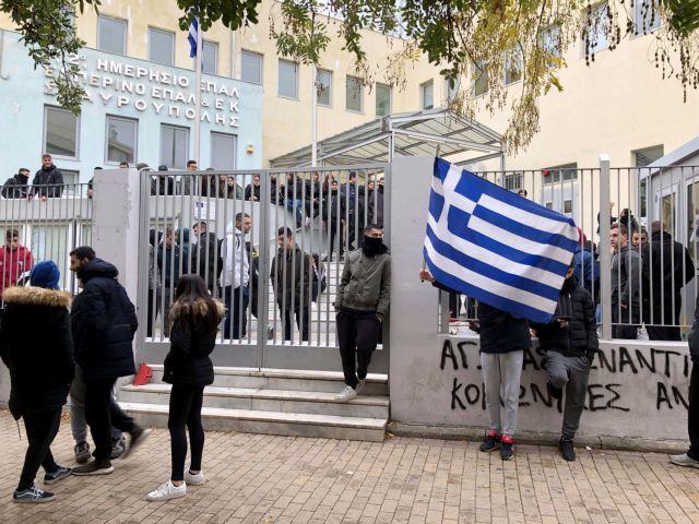 Εντεκα σχολεία υπό κατάληψη στη Λάρισα για το Μακεδονικό | tanea.gr