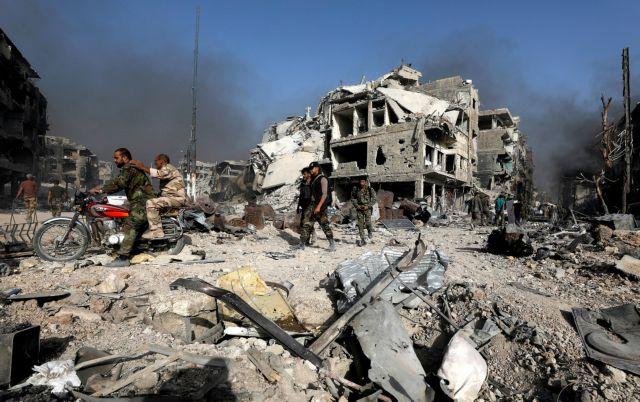 Σκληρές μάχες με 200 νεκρούς στη Συρία | tanea.gr
