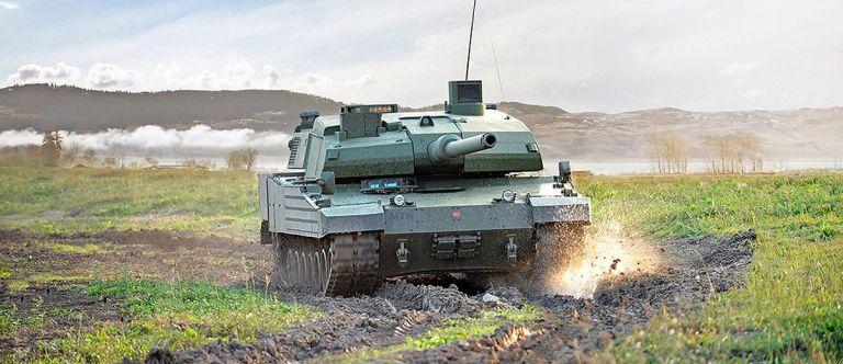 Η Τουρκία ξεκινά την παραγωγή αρμάτων μάχης | tanea.gr