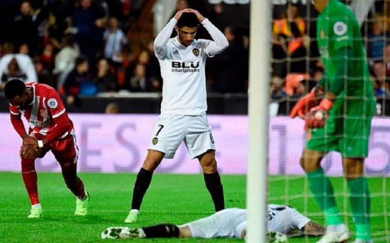 Βαλένθια : Η χειρότερη επιθετική επίδοση στην ιστορία της στη La Liga | tanea.gr