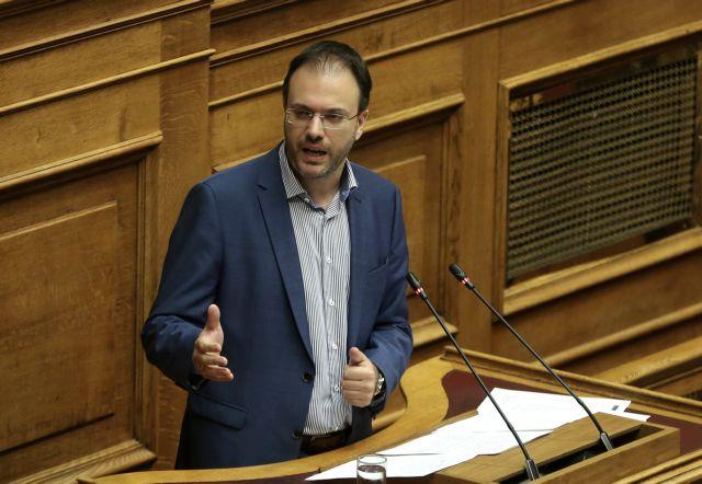 Θεοχαρόπουλος: Η ανασυγκρότησή της προοδευτικής παράταξης δεν είναι εύκολη υπόθεση | tanea.gr