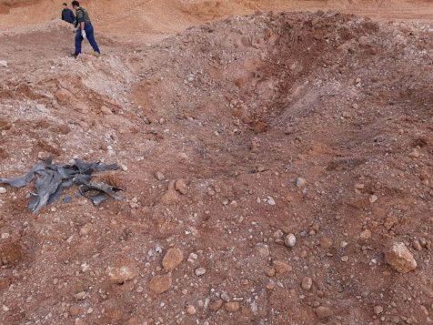 Επιτυχής η εξουδετέρωση βόμβας στην Ελευσίνα (εικόνες) | tanea.gr